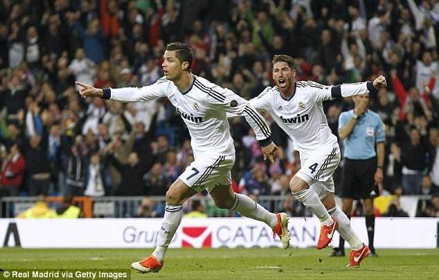 Ronaldo sẽ ở lại Real