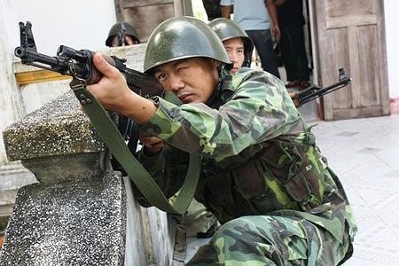 Những người lính Trường Sa dạn dày sương gió luôn chắc tay súng
