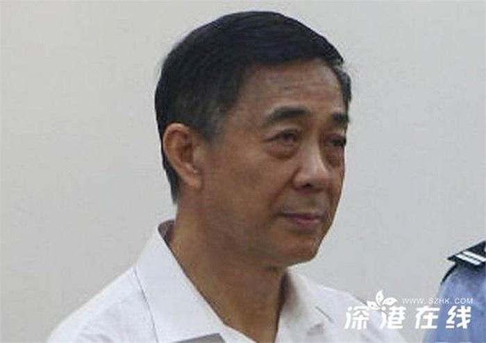 Báo chí Trung Quốc mô tả ông Bạc xuất hiện với mái tóc hoa râm