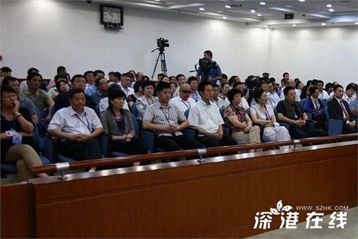 Bên trong phiên tòa xét xử cựu chính trị gia Bạc Hy Lai sáng 22/8