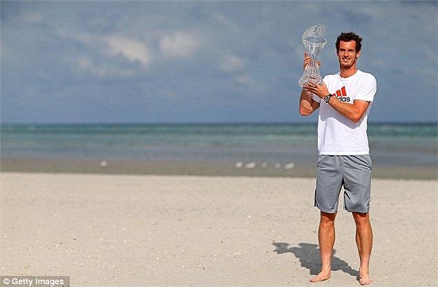 Murray leo lên hạng 2 thế giới