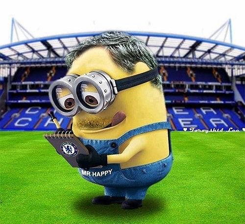 HLV trưởng Jose Mourinho