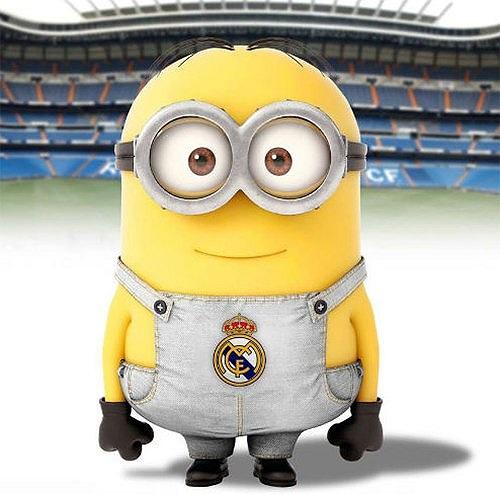 Linh vật của Real Madrid