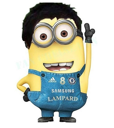 Tiền vệ Lampard
