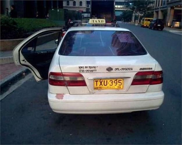 5.Tại thủ đô Manila, Philippines, chỉ với 12,2 Đô La Sing (khoảng gần 206.000 đồng), bạn có thể đi taxi với quãng đường 43,277km