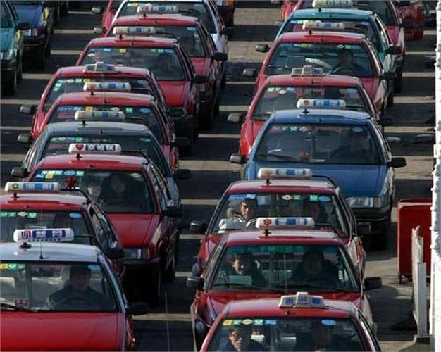 6.Tại thủ đô Bắc Kinh (Trung Quốc), chỉ với 12,2 Đô La Sing (khoảng gần 206.000 đồng), bạn có thể đi taxi với quãng đường 35,41 km.