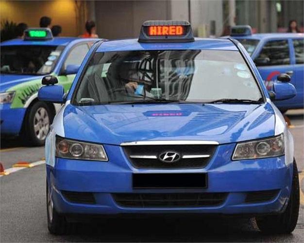 7.Tại Thủ đô Singapore (Singapore), chỉ với 12,2 Đô La Sing (khoảng gần 206.000 đồng), bạn có thể đi taxi với quãng đường 25,538 km.