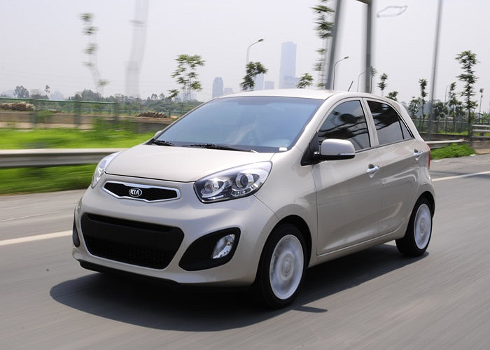 Dù thị trường có nhiều sự biến động nhưng mẫu xe nhỏ này vẫn có doanh số khá ổn định với hơn 1.600 xe được bán trong 7 tháng qua.