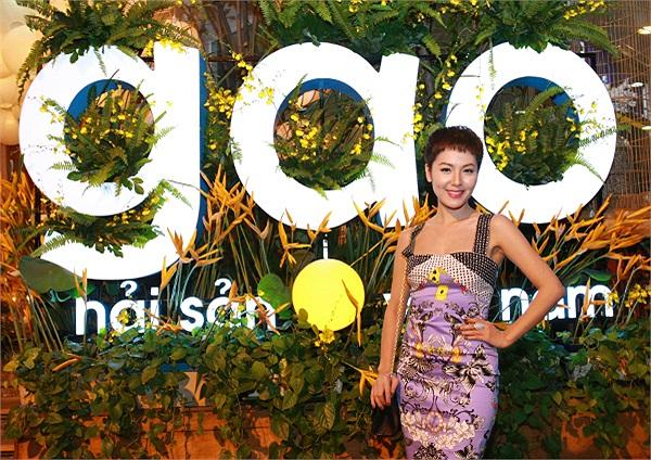 ca sĩ Phương Linh.
