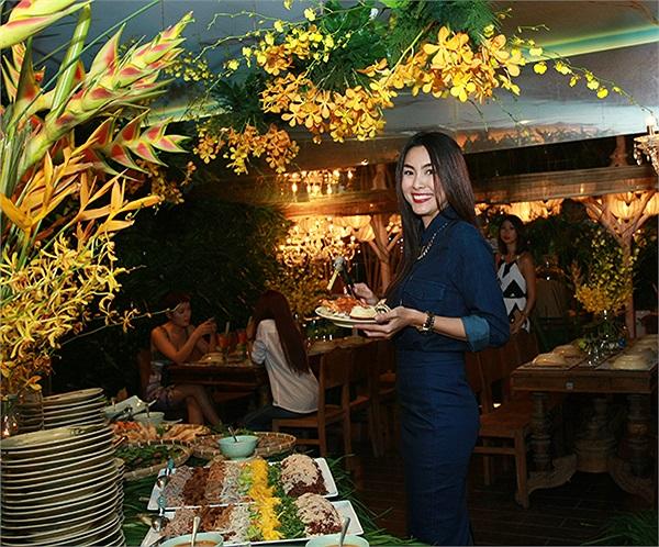 Nhà hàng Gạo đã khai trương cửa hàng thứ 3 tại số 6 Lê Thánh Tôn, quận 1.