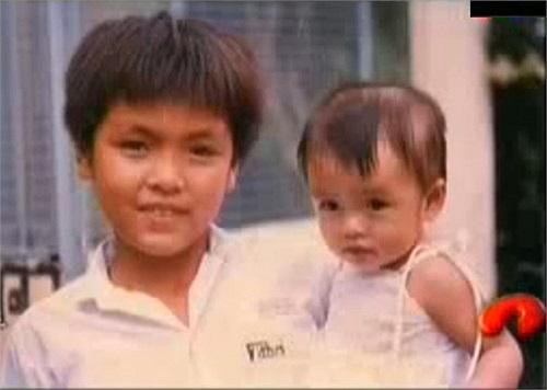 Tăng Thanh Hà từng có tuổi thơ khá khó khăn khi gia đình làm ăn sa sút.