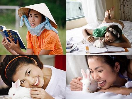 Năm 2008 - 2009, Tăng Thanh Hà thực sự tỏa sáng trong 'Bỗng dưng muốn khóc' và Đẹp từng centimet.
