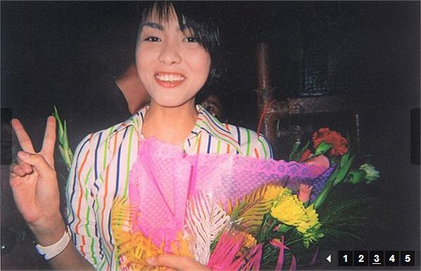 Ở thời kỳ đầu chạm ngõ nghệ thuật, Tăng Thanh Hà rất nghèo.