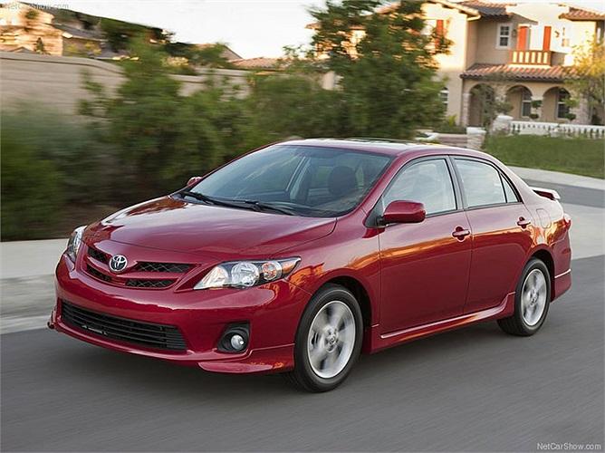 Chia sẻ với phóng viên VTC News, Thành Trung cho biết chiếc xe anh gắn bó từ vài năm nay là một chiếc Toyota Corolla phiên bản 2011 nhập khẩu từ Mỹ.