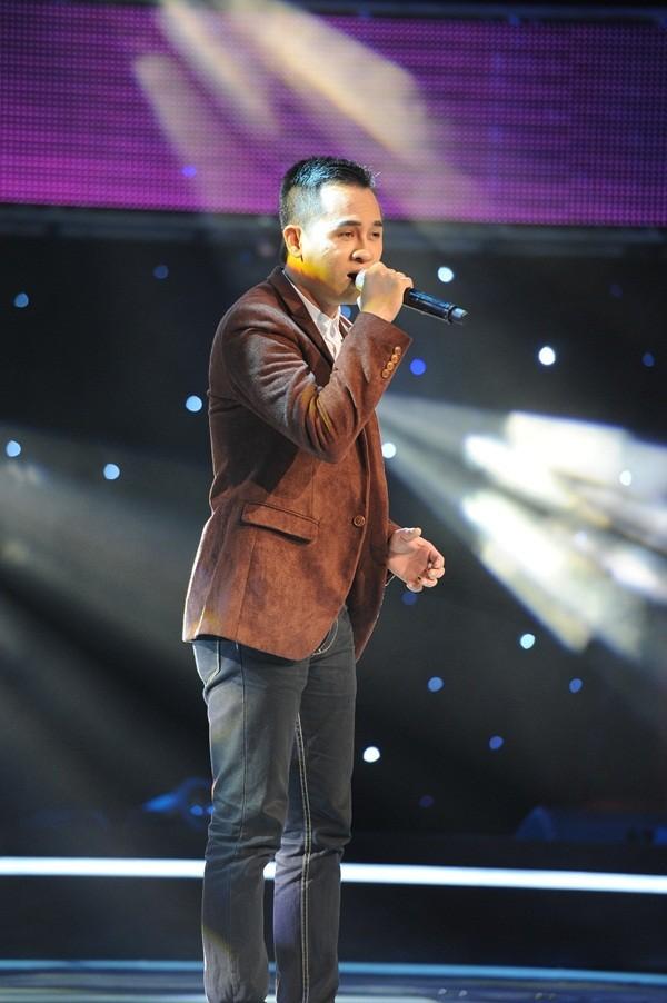 Hoàng Nhật Minh The Voice 2013