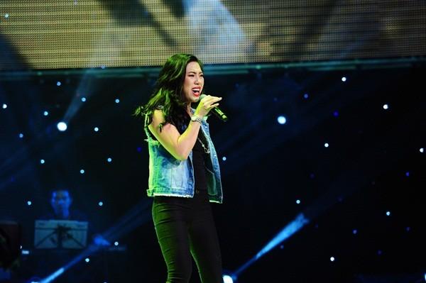 Trần Vũ Hà My The Voice 2013