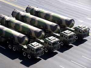 Tên lửa đông phương trung quốc