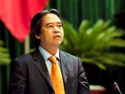 thống đốc Bình