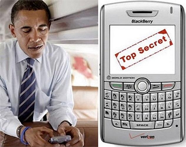 Tổng thống Mỹ Barack Obama phải chia tay BlackBerry 8830 (ảnh) để chuyển sang sử dụng Sectéra Edge, được cho là 'pháo đài bất khả xâm phạm' đối với mọi hacker.