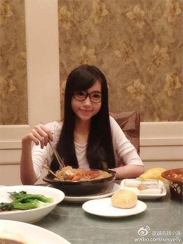 Elly trần xuất hiện trên các trang báo mạng của Trung Quốc.