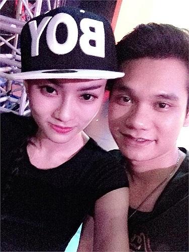 Khắc Việt - Thu Thủy trong cùng một dự án âm nhạc.