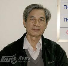Chủ tịch Hiệp hội Vận tải Hà Nội Bùi Danh Liên