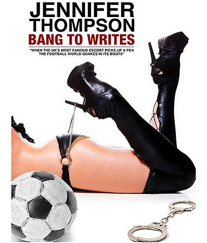 Người tình Jenny Thompson của Rooney vừa ra cuốn tự truyện có tên là Bang to Writes. Nhưng khi vừa xuất hiện, nó gây phản ứng mạnh mẽ ở Anh. Bìa cuốn sách có hình ảnh nóng bỏng và một câu giới thiệu khiến nhiều người tò mò.