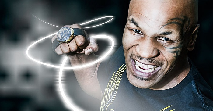 Mike Tyson xuất thân từ khu ổ chuột Brookly từng kiếm hơn 300 triệu USD trong sự nghiệp nhưng cũng nhanh chóng phá sản vì cuộc sống hoang đàn không thể kiểm soát. Ma tuy, mại dâm và tù tội tưởng như đã giết chết Mike Tyson.