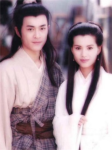 Những hình ảnh quen thuộc về 'Tiểu Long Nữ' Lý Nhược Đồng.