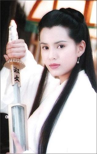 Hình tượng 'Tiểu Long Nữ' của Lý Nhược Đồng được coi là đẹp nhất trong tất cả các phiên bản.