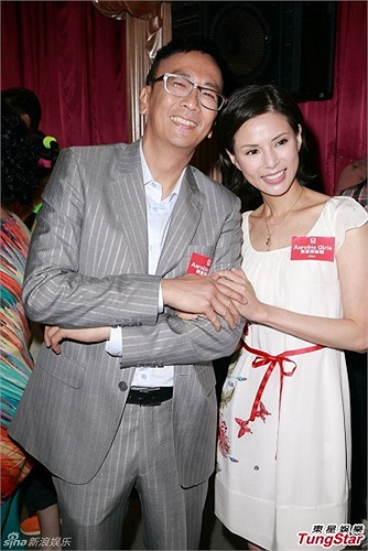 Cô vừa tái xuất với bộ phim TVB Aerobic Girls của đạo diễn Tằng Chí Vỹ.