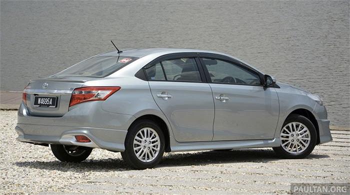 Theo đó, mẫu xe này có thể có tới 4 phiên bản gồm Vios J, Vios E, Vios G và phiên bản nâng cấp với gói TRD Sportivo.