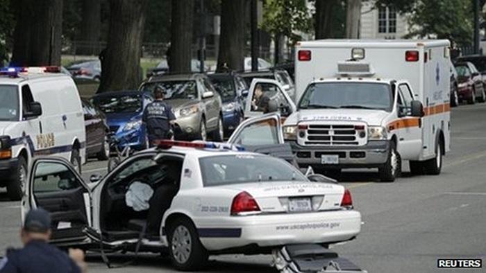 Người phụ nữ trong chiếc xe đã bị bắn chết sau cuộc rượt đuổi của cảnh sát từ Nhà trắng đến tòa nhà Quốc hội
