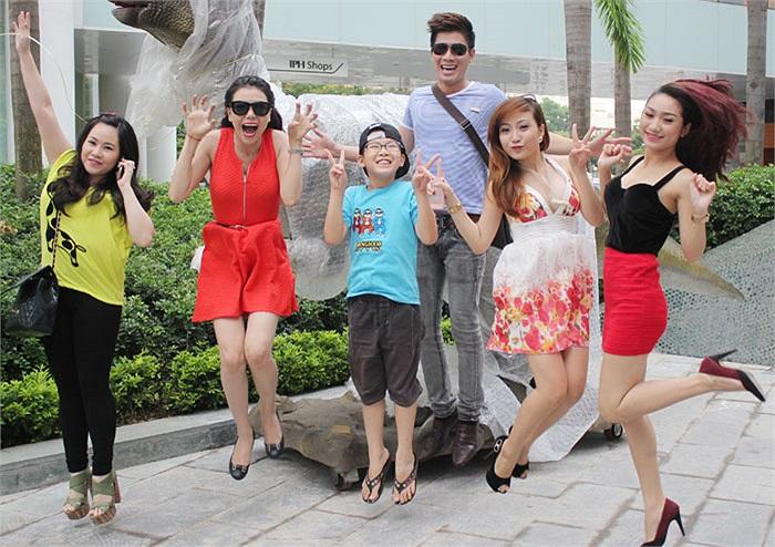Trương Phương, Trà Ngọc Hằng, Lê Minh Trung, Cao Mỹ Kim và ND Thảo