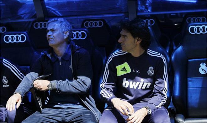 Khuôn mặt đầy cảm xúc của Mourinho trong ngày rời Real.
