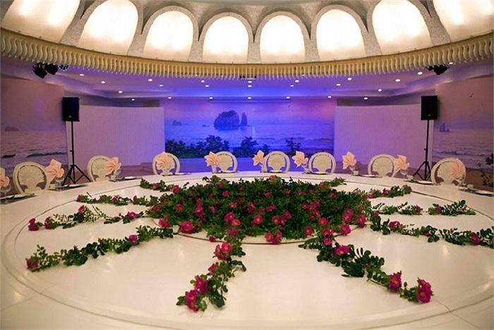 Phòng tổ chức hội nghị