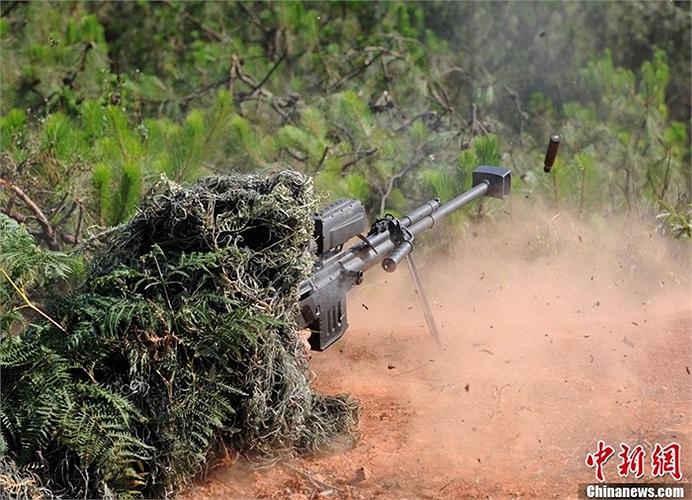 Hải Lục Không quân Trung Quốc cùng binh lính đơn vị pháo binh số 2 và 10 đơn vị lớn khác đã tham gia cuộc tập luyện tổng hợp được tổ chức ở căn cứ huấn luyện của quân khu Thành Đô hôm 22/5