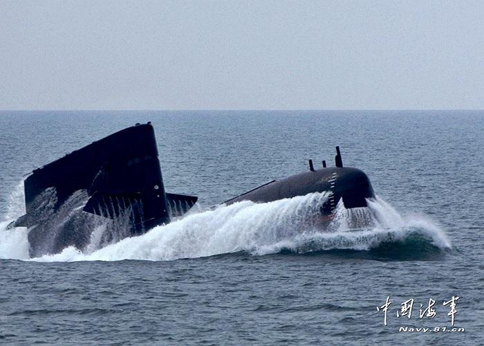 Những tàu ngầm chủ lực của hải quân Trung Quốc hay còn được báo chí nước này gọi là 'sát thủ dưới đại dương'