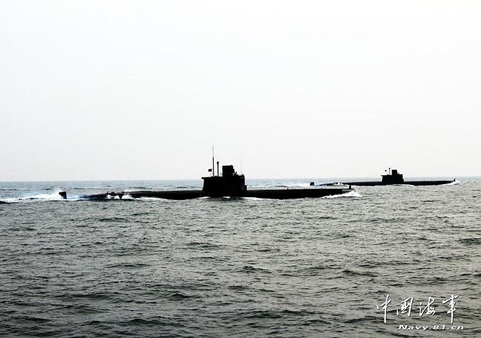 Tàu ngầm hay còn được gọi với cái tên 'sát thủ dưới nước'