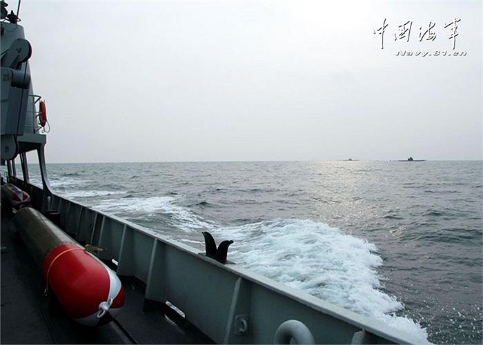 Trung Quốc nói tàu ngầm của họ có sức mạnh 'không thể coi thường'
