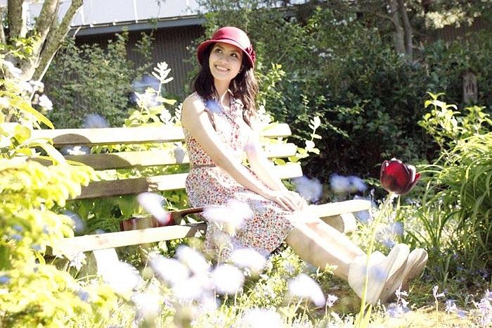 Miss Teen Huyền Trang và cuộc sống hạnh phúc cùng ca sỹ Triệu Hoàng bên đất Mỹ.