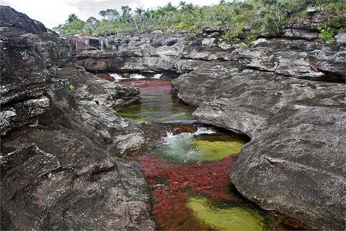 Nhằm bảo vệ dòng sông, ban quản lý khu bảo tồn không cho phép du khách qua đêm và nấu nướng bên dòng sông.