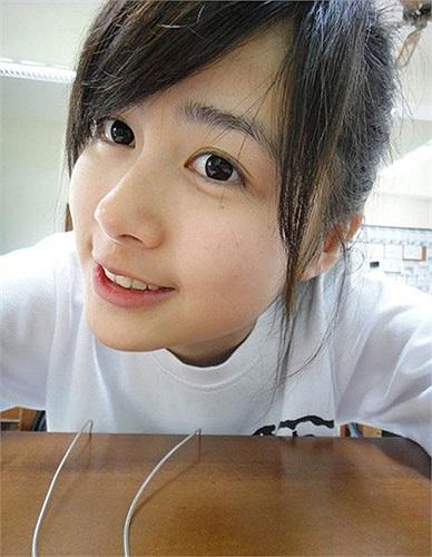 Cô gái xinh đẹp này cho biết rất thích thú với công việc mới vì không chiếm quá nhiều thời gian