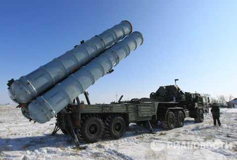 tên lửa s 400