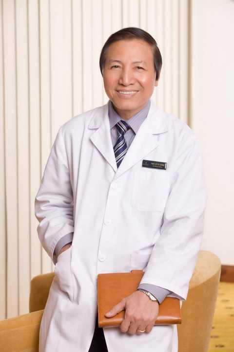 GS Đỗ Tất Cường – Thầy thuốc nhân dân Tổng Giám đốc Vinmec
