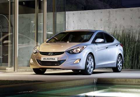Hyundai Elantra: Sedan dưới 700 triệu