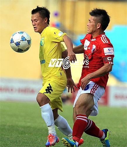 Thanh Lương trở thành 'người không phổi' của Hà Nội T&T, trong khi đó, Minh Châu dù đã ở bên kia sườn dốc của sự nghiệp vẫn cho thấy một nền tảng thể lực tuyệt vời.
