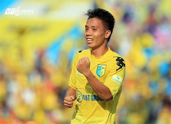Ngọc Duy cùng với Thành Lương hợp thành bộ đôi tiền vệ vững chắc của Hà Nội T&T và là nguồn cảm hứng cho toàn đội.