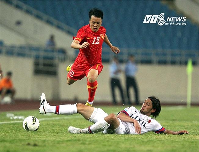 Tuy nhiên, U23 Việt Nam đã bị gỡ hòa ngay sau khi mở tỷ số.