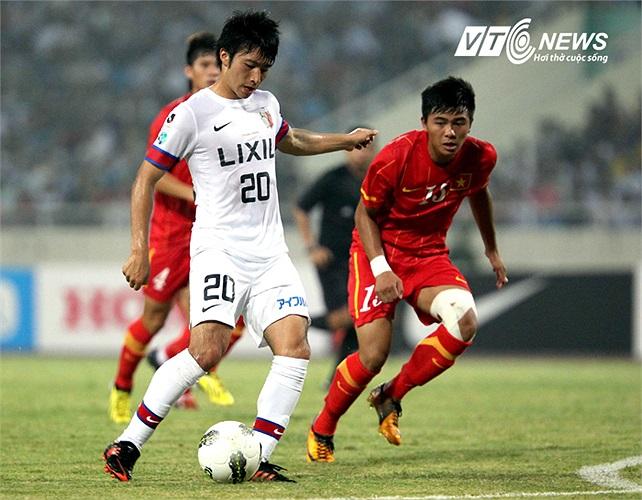 Kashima Antlers chơi điềm tĩnh và cho thấy một đẳng cấp rất cao.